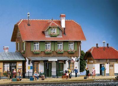 Pola 330901 G Estación de tren de Schönweiler