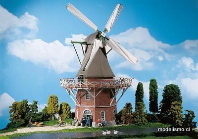 Pola 331701 G Gran molino de viento