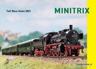Minitrix N otoño 2021