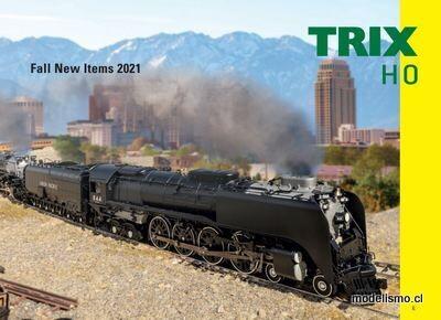 Trix H0 otoño 2021