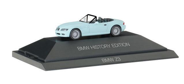 Herpa 102032 BMW Z3 BMW Historia Edición