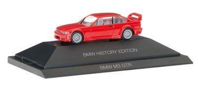 Herpa 102056 BMW M3 GTR BMW Historia Edición