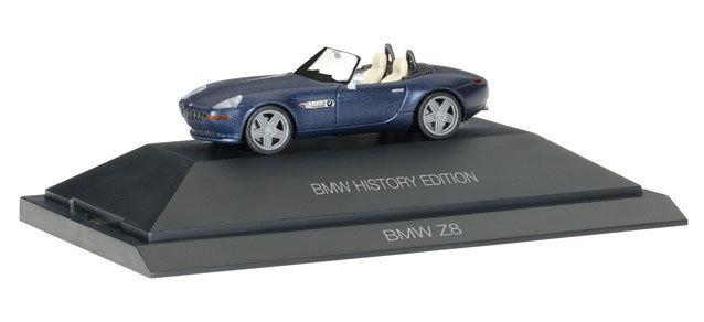 Herpa 102063 BMW Z8 BMW Historia Edición