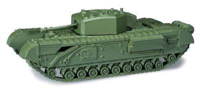 "Herpa 744430 Tanque de infantería MK N ""Churchill III"""