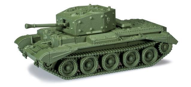 "Herpa 744447 Tanque de combate VIII ""CROMWELL IV"""