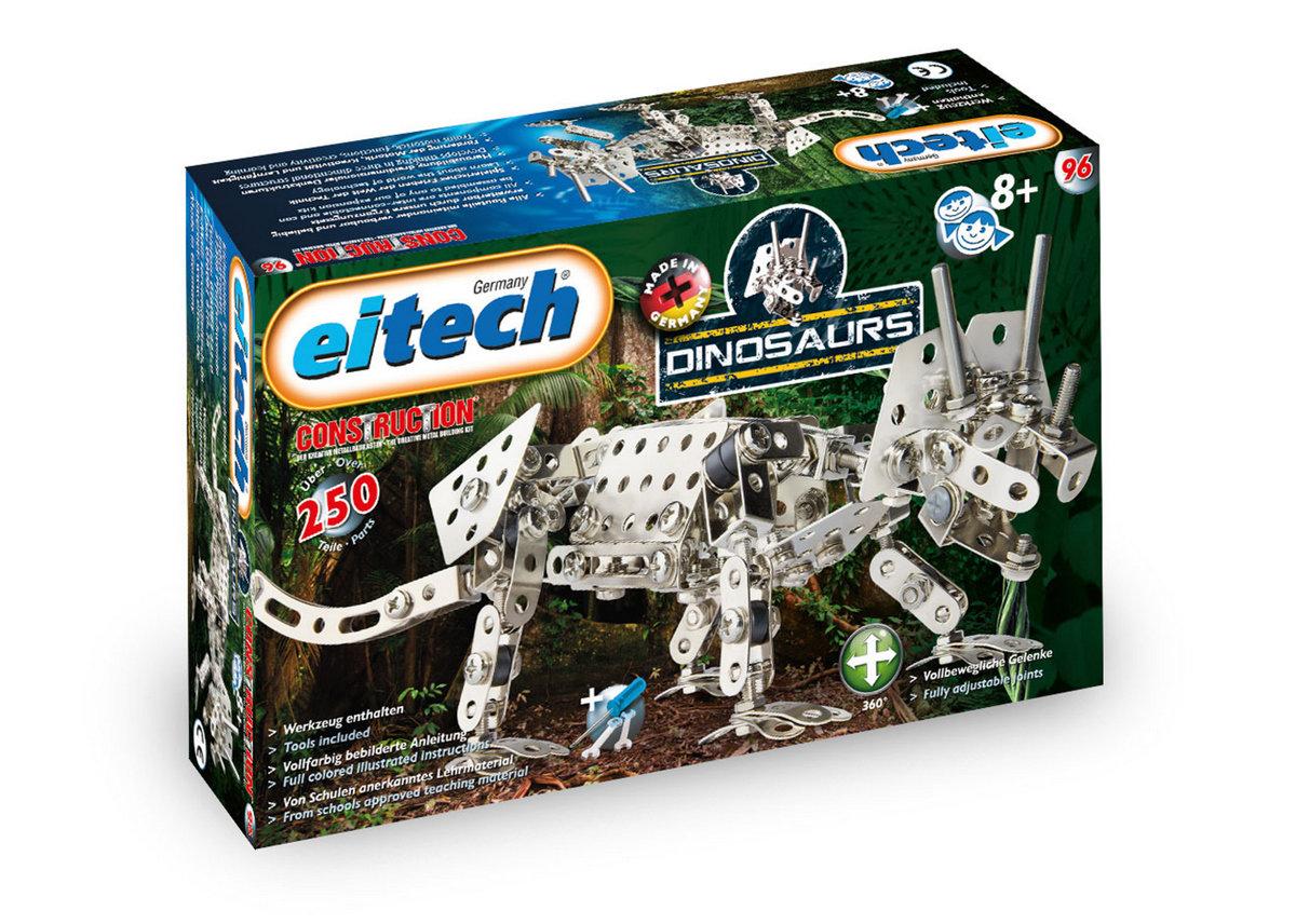 Eitech 00096 Dinosaurio Triceratops