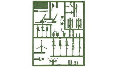 Roco miniTank 00442 Juego de ametralladoras, EE.UU.