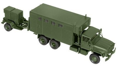 Roco miniTank 05041 M934 Van, Expansible + M 200 A1