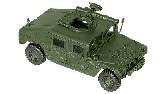 """Roco miniTank 05043 M 1025 wo / W """"Hummer"""" o M 1036 wo / W TOW Cargador de Misiles, Armadura Básica"""
