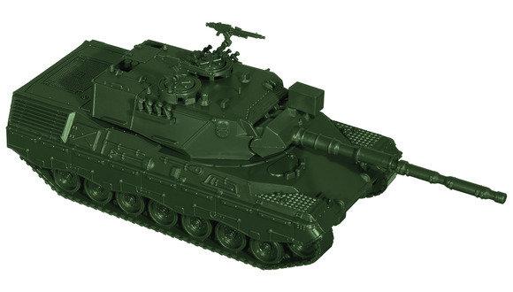 """Roco miniTank 05134 El tanque de batalla principal """"Leopard 1 A3"""""""