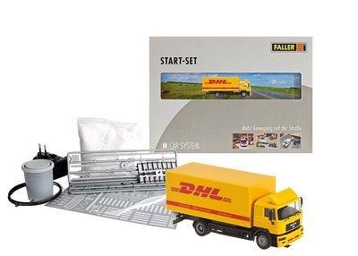 Faller 161607 Car System Start-Set camión DHL