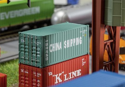 Faller 180828 20' Container CHINA SHIPPING