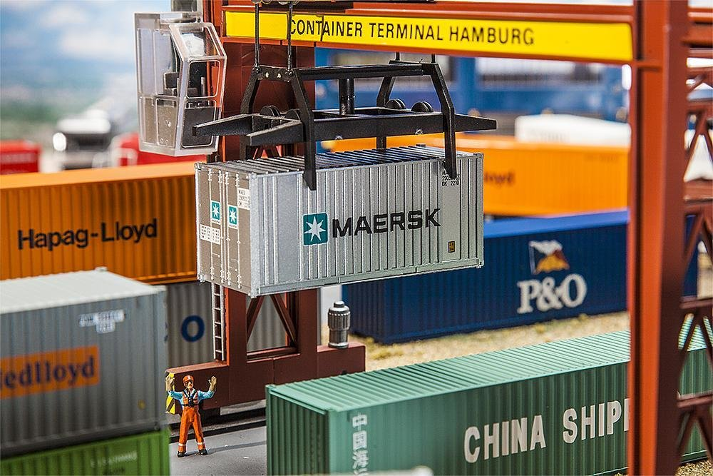 Faller 180820 20' Container MAERSK