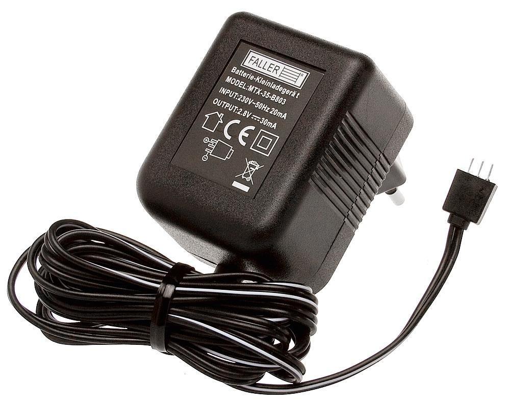 Faller 161690 Cargador de batería de almacenamiento (230 V)
