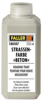 Reserva anticipada Faller 180507 Pintura de hormigón, 250 ml