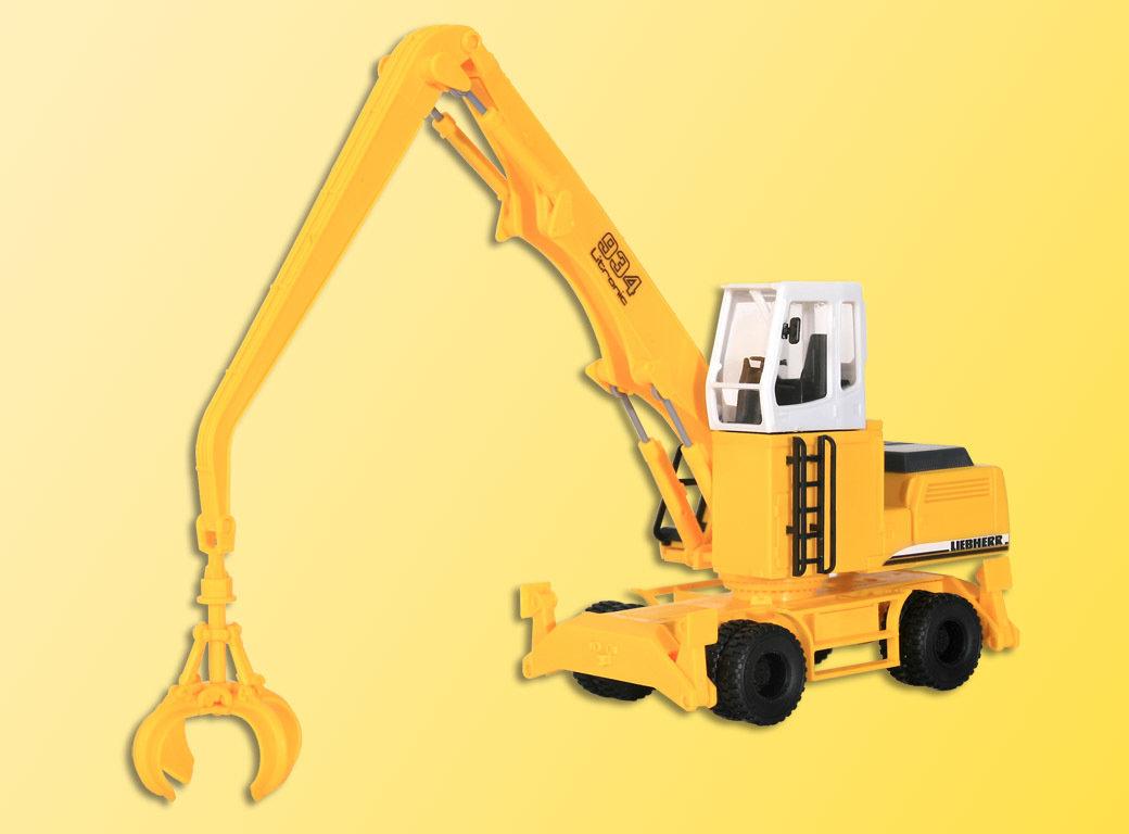 Kibri 11282 H0 LIEBHERR 934 Dispositivo de transferencia