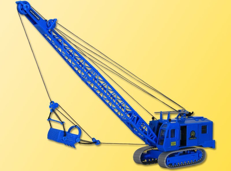 Kibri 11283 H0 MENCK M154 LC excavadora de cable de arrastre