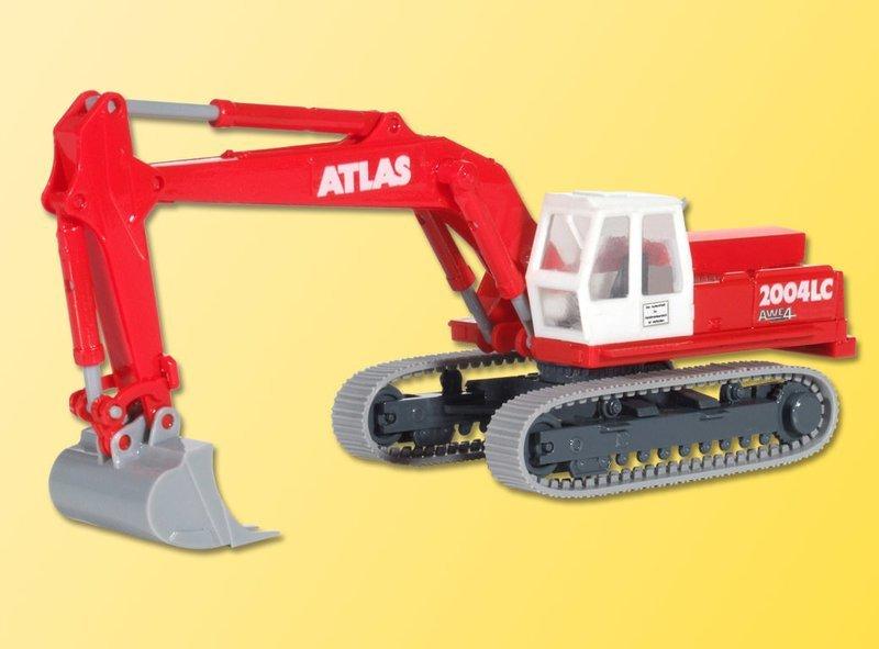 Kibri 11250 H0 ATLAS excavadora sobre orugas 2004 LC