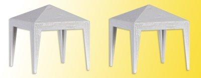 Vollmer 45130 Carpas H0, 2 piezas