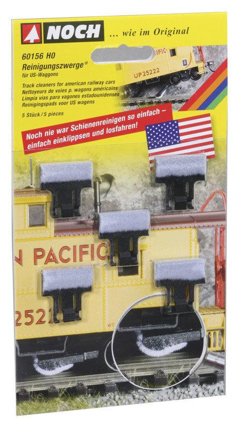 Noch 60156 Limpieza vías estadounidense H0 E.E.U.U.