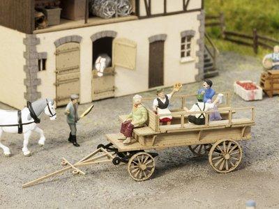 Noch 14244 Carreta de caballos ( sin figuras)