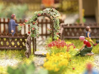 Noch 14228 Arco para rosas