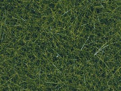 Noch 07099 Hierbas silvestres de pradera XL, verde oscuro, 12mm