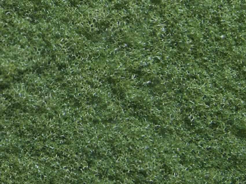 Noch 07352 Estructura de Flock, de color verde medio, en trozos grandes