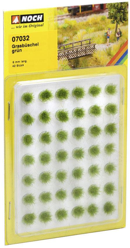 Noch 07032 Manojos de hierba, verde