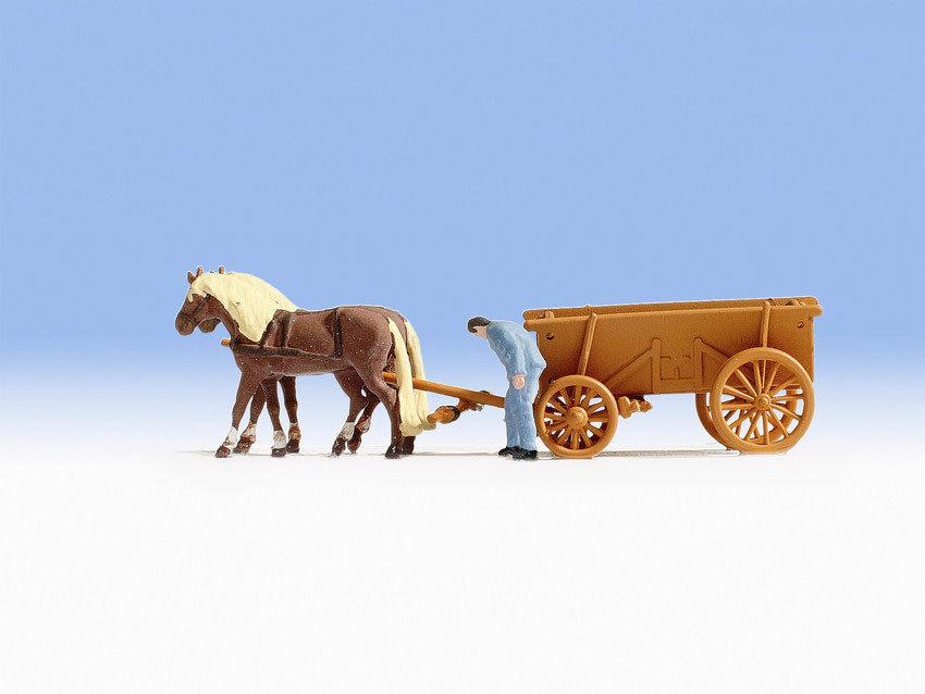 Noch 16703 Carruaje de caballo