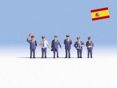 Noch 15270 Personal ferroviario español
