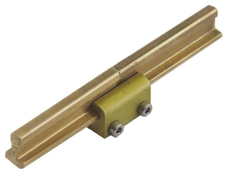 Piko 35293 G-RailClamp, ON-Rail, 10 Piezas