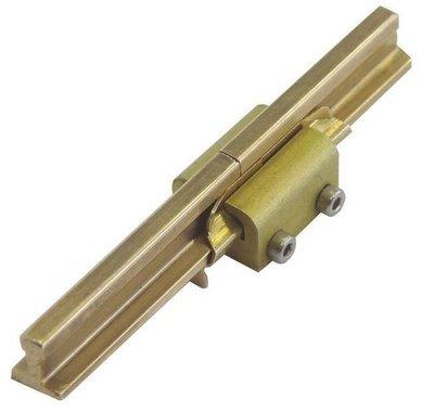 Piko 35294 G-RailClamp, el exceso de Joiner, 10 Piezas
