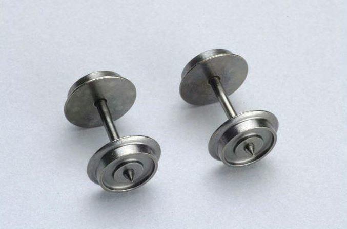 Piko 56060 H0 AC los juegos de ruedas, 11.3 mm, 2 piezas