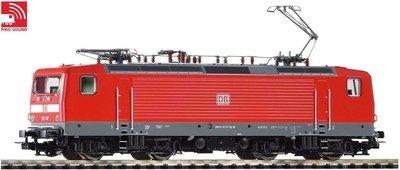 Piko 51704 H0 BR 112 eléctrico DB AG V Sound