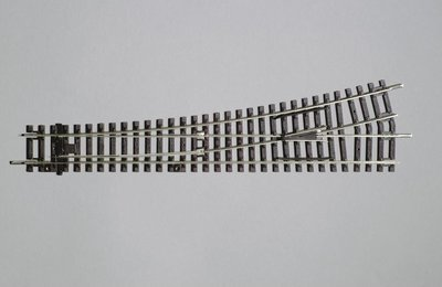 Piko 55220 H0 Interruptor de la izquierda R9 / 239mm