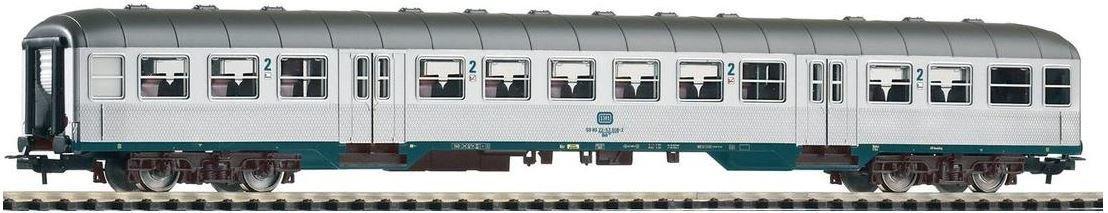 Piko 57654 H0 piezas de plata segundo Cl. El entrenador B DB IV