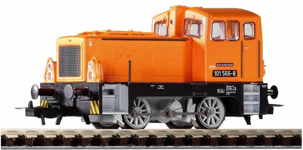 Piko 52541 H0 ~BR 101 Diesel Switcher DR IV naranja