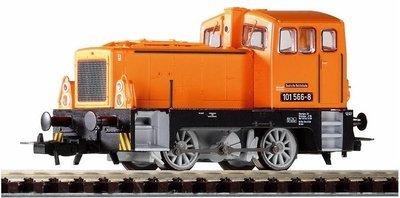 Piko 52540 H0 BR 101 Diesel Switcher DR IV naranja