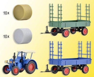 Kibri 38999 Kibri38999 Conjunto Agricultura