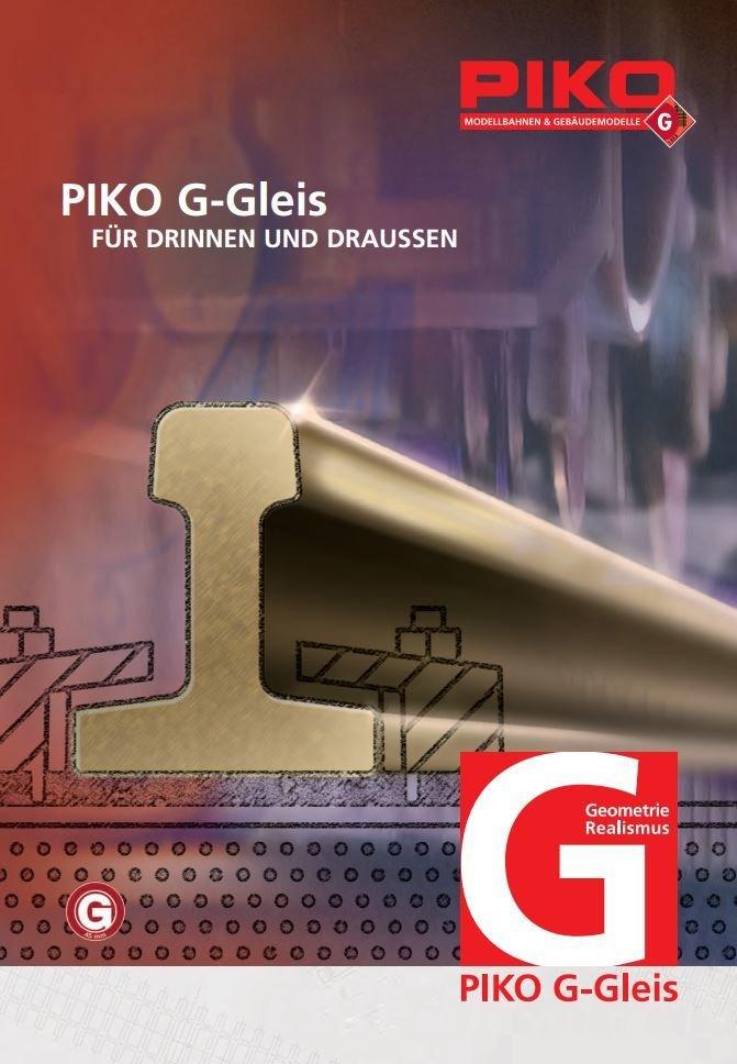PIKO G-Track Aleman