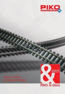 PIKO H0-Track Inglés