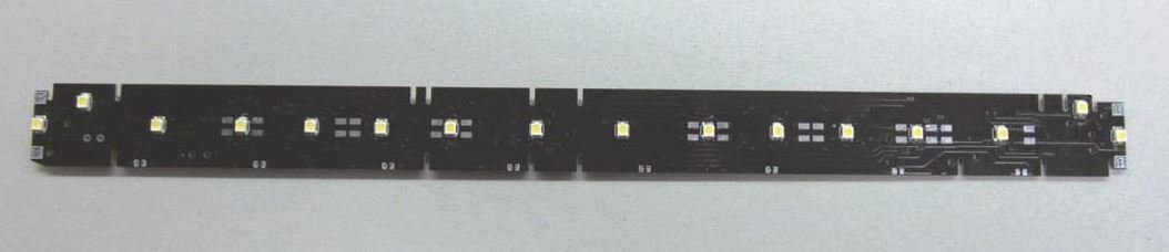 Piko 56144 H0 Kit de iluminación UICX vagones