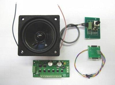 Piko 36220 American Steam Sound Kit, DC / DCC