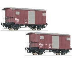 Liliput 230147 SBB 2 Gklm sin cabina de guardafrenos