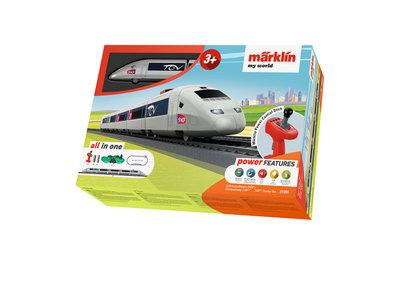 """Märklin 29306 Märklin my world – Caja de iniciación """"TGV"""" usado"""