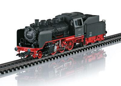 Reserva anticipada Märklin 36244 DB Locomotora de vapor con ténder remolcado serie BR 24