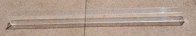 Vitrina H0, 120cm de largo