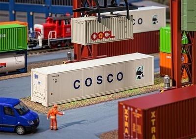 Faller 180851 40 'Hi-Cube refrigerado Contenedor COSCO