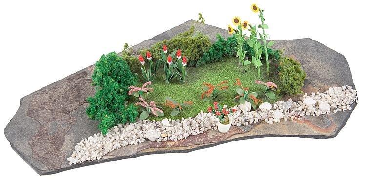 Faller 181112 Hágalo usted mismo mini-diorama jardín